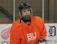 Spirited Kruk takes over BU hockey program