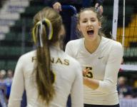Volleyball: Panas falls short in Class A state final