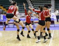 CHAMPS AGAIN: Owego volleyball team wins state title