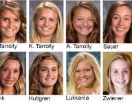 2015 All-Area girls tennis team