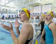 Ithaca swimmers impressive at states