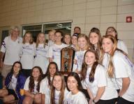 Trojan girls finish second at LHSAA state swim meet