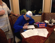 Photos: Fall 2015 sports signing period