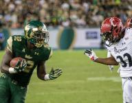 D'Ernest Johnson's versatility has been pivotal for USF football