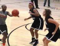 Holy Cross girls hoops start title defense