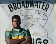 Broadwater's Weatherly worked hard on the football field