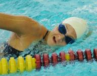 Mercy's Minnich repeats as state swim champion