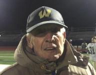 Lourdes football on coach Brian Walsh