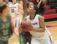 Rossview Lady Hawks dominate first half, survive second
