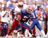 Former Gators receiver Jacquez Green makes Tallahassee home