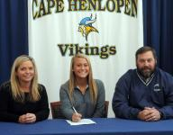 Ostroski finds field hockey fit at West Chester