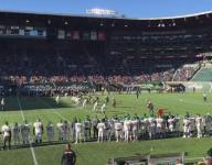 West Linn thrashes Sherwood 51-7 to reach first state title game
