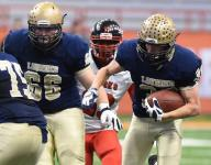 VIDEO: Lourdes football looks to the future