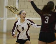 All-conference volleyball teams