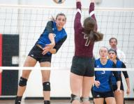Eight city volleyball players tabbed All-State