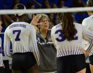 Father Ryan volleyball coach Jinx Cockerham retires