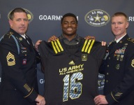 Army All-American Tony Jones pays tribute to grandfather who served in military