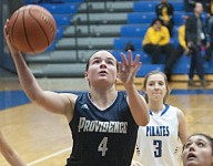 Roundup: Brooks breaks record in Providence win; Bane leads Brownstown to victory