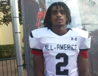 Tyrie Cleveland shows Houston recruiting may be catching on
