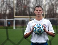 Boys' Soccer Player of the Year - Ryan Logar