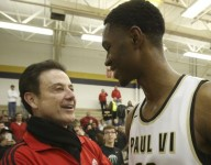 ALL-USA Watch: V.J. King stars in front of future coach Rick Pitino and Louisville