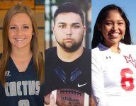 Arizona Sports Awards weekly honors for Nov. 19-26