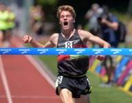 Loudoun Valley (Purcellville, Va.) cross country star Andrew Hunter is running with purpose