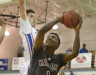 Hardin County boys pull away late for 5th straight win