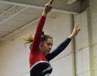 Seton, Mercy girls train with Oak Hills gymnastics