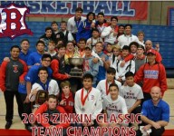 Buchanan (Calif.) and Ohio's Graham and St. Edward make moves in Super 25 wrestling rankings