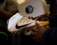 Nike gives St. Thomas Aquinas football team the royal treatment