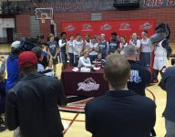 Rider women's basketball program signs ailing 11-year-old