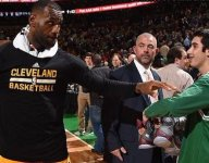 LeBron James gave Special Olympian his game shoes after spotting his LeBron Flyease sneakers
