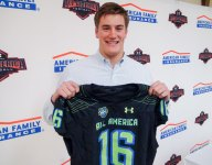 Scooter Harrington grateful for Under Armour All-America selection by fan vote