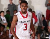 North Carolina recruits Seventh Woods and Jalek Felton square off