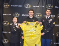 Army All-American Luke Wattenberg lets his play do the talking