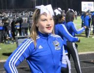 Wise (Upper Marlboro, Md.) one-armed cheerleader refuses to let disability stand in her way