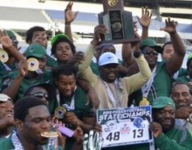 Miami Central downs No. 24 Armwood, wins fourth straight Florida state title