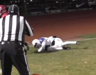 VIDEO: Rancho Bernardo (Calif.) receiver Devaughn Vele makes ridiculous one-handed catch