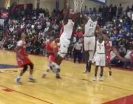 VIDEO: Baylor-bound Mark Vital's controversial buzzer-beating dunk