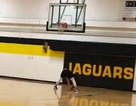St. Xavier longsnapper J.P. Olding connects on court-length longsnap basket