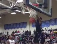 VIDEO: Watch No. 14 Garfield's Jashaun Agosto's bounce pass to himself for dunk