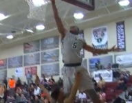 VIDEO: This questionable charge may be why No. 16 Bentonville advanced at MaxPreps Holiday Classic