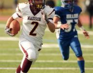 Madison's Mobley transitions from running back to wide receiver