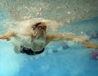 Mason's Volpenhein tops girls' swimming returnees