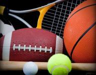 High school sports schedules through the weekend