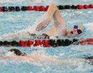 Watkins Memorial girls swimming in transition period