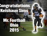 Massillon Perry's Keishaun Sims wins Ohio's AP Mr. Football award