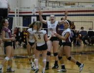 Holy Names volleyball sweeps Lakeside, wins Sea-King District