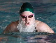 Results from high school swimming opening day